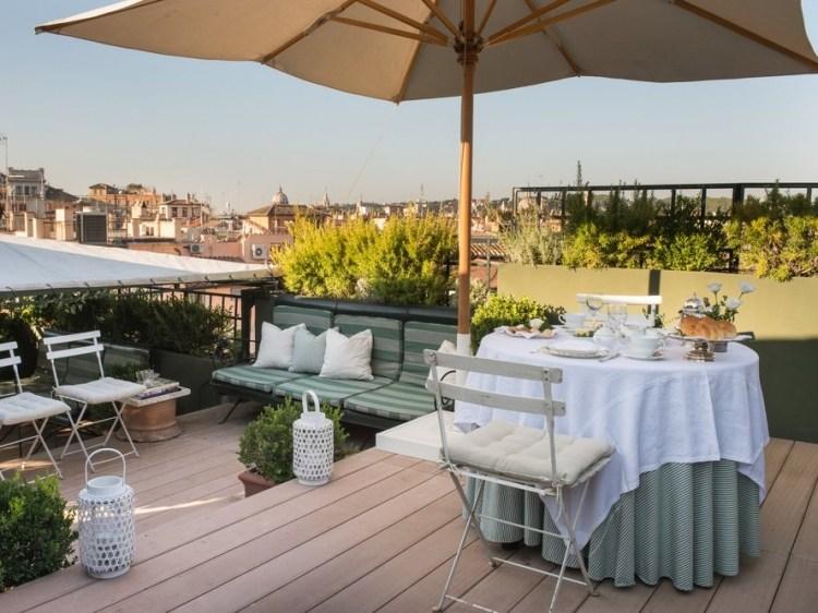 Residenza Napoleone III Roma Italy Luxury Boutique Hotel romantic