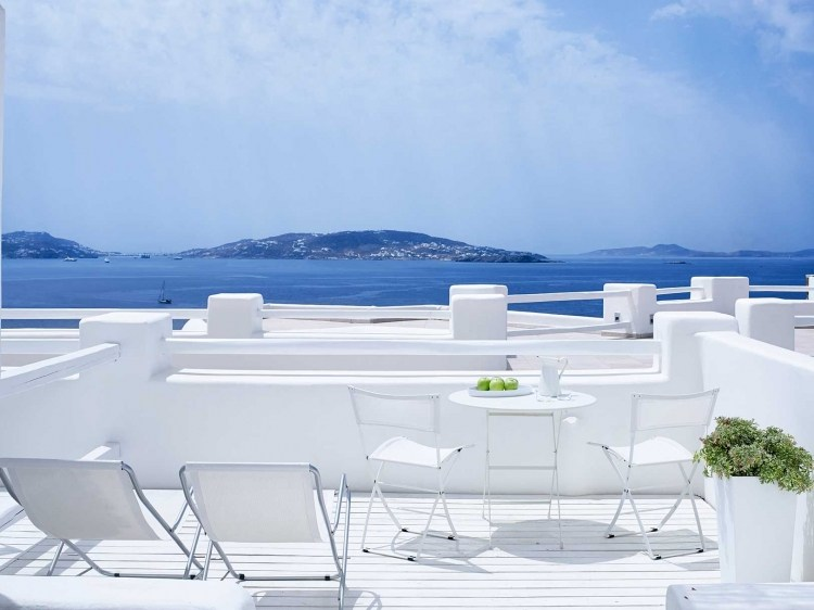 Rocabella Mykonos Art Hotel U0026 SPA Romantic ...