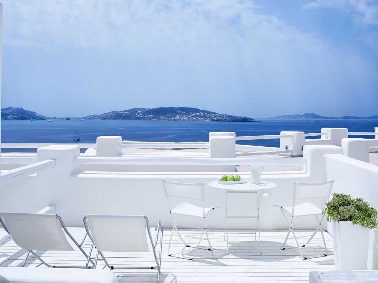 Rocabella Mykonos Art Hotel & SPA romantic best