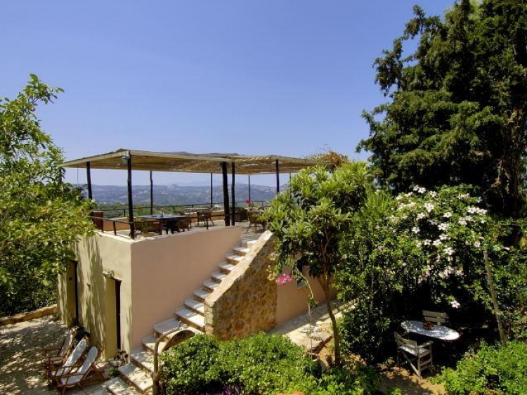 Hotel Elia Crete Spa Countryside Charming Accommodation Chania Crete Greece