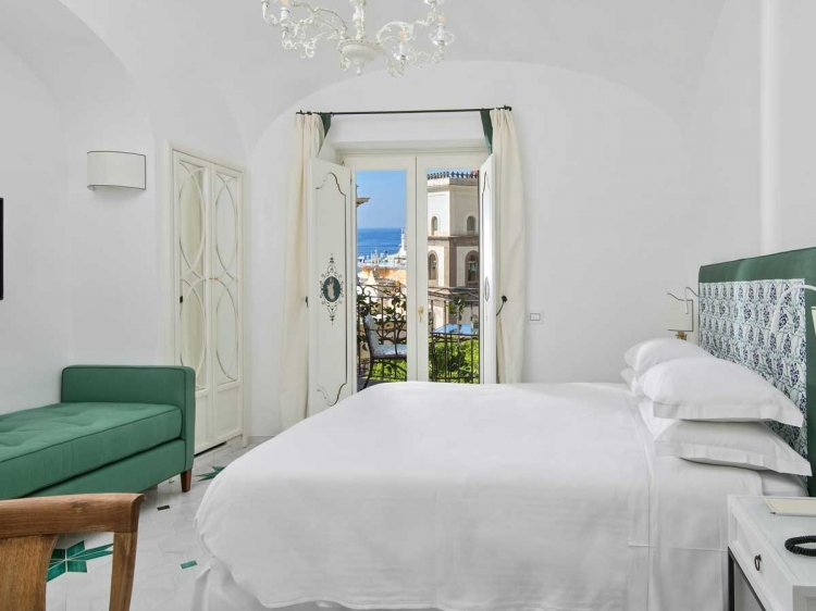 Hotel Palazzo Murat Positano romantic hotel best