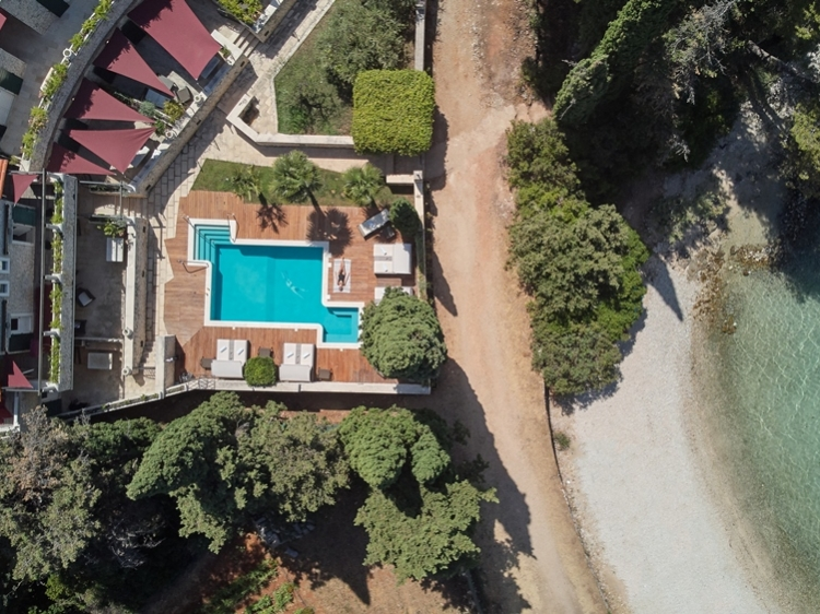 agroresort brack perla boutique hotel Supetar hotels / Dalmatian Coast / Croatia