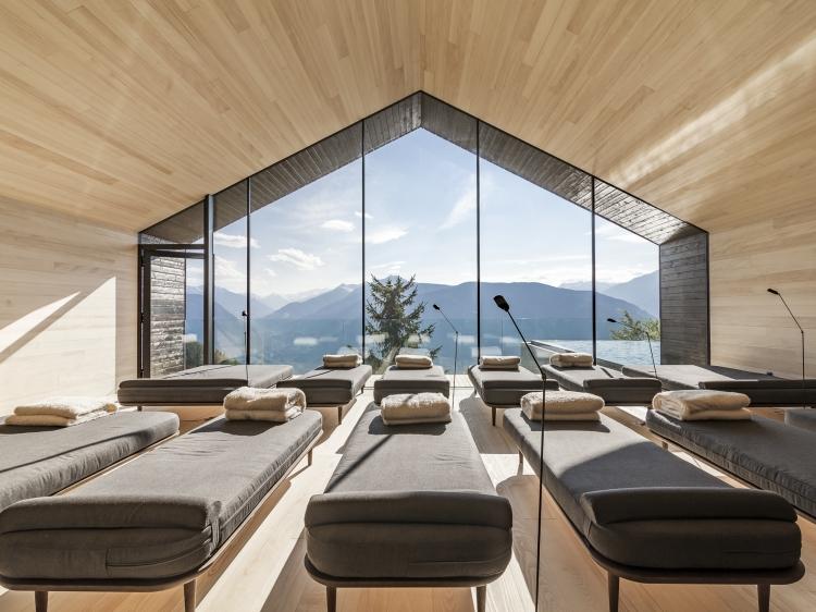 Miramonti boutique hotel for Design boutique hotel meran