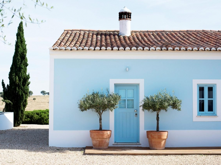 Herdade da Malhadinha Nova Charming Hotel Alentejo Portugal best romantic wine best