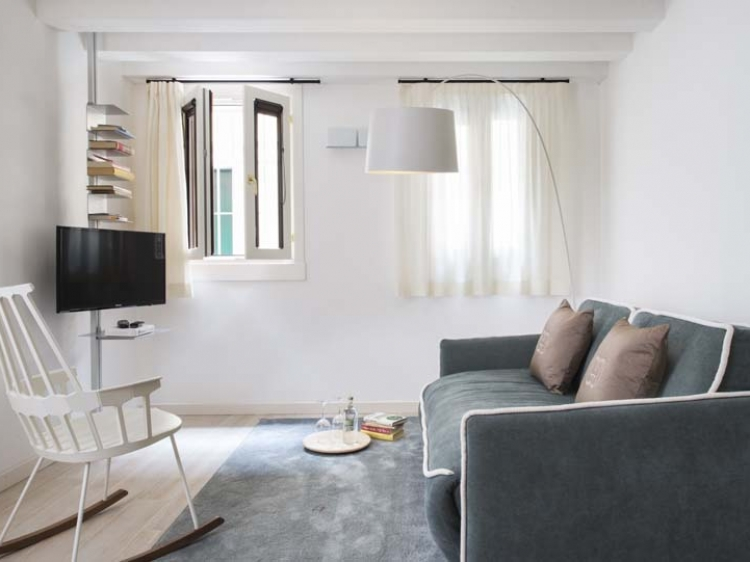 Charming little design hotel Venice