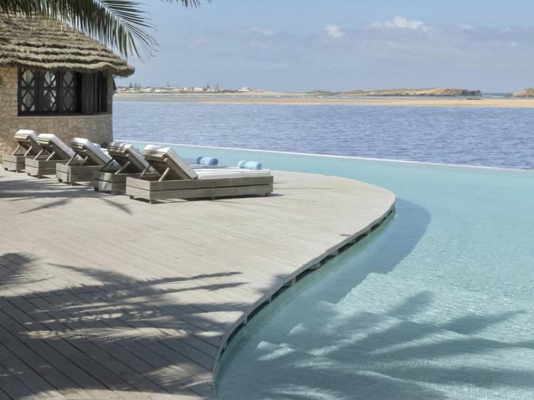 La Sultana Oualidia Hotel boutique design romantic