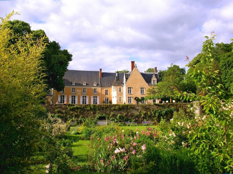 Château de la Barre Loire Valley hotel best