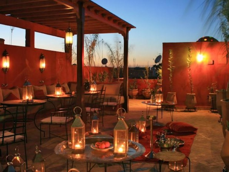 Riad honey for Luxury riad in marrakech