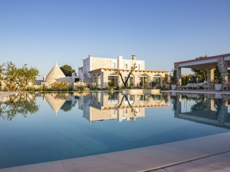 Leonardo Trulli resort puglia Hotel boutique Charming