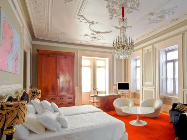 Hotel Palacete Chafariz del Rey Lisboa luxury best