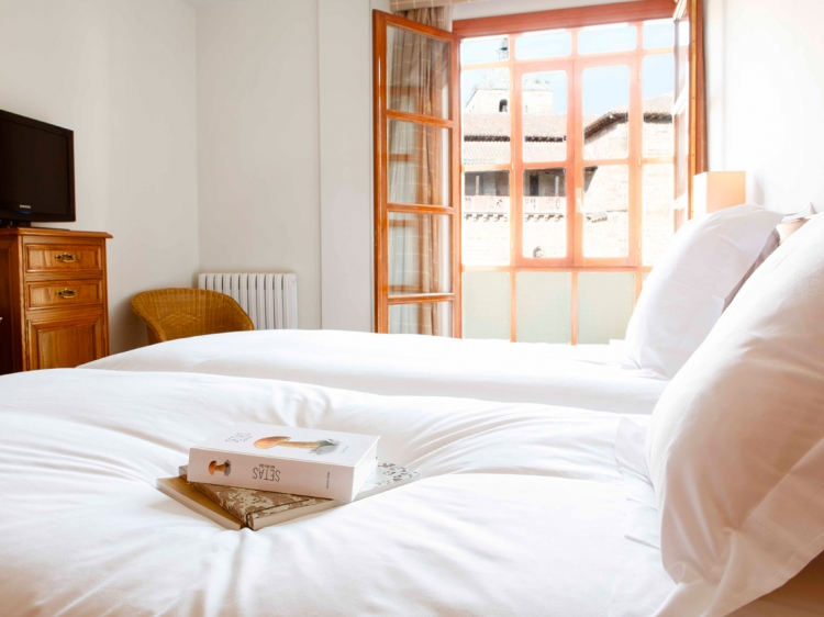 Hotel Echaureen La Rioja Spain Cozy Charming