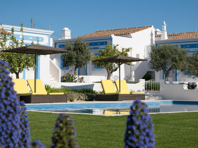 Casa Flor do Sal, Moncarapacho, Algarve Hotel, Boutique Hotel with Houses to rent