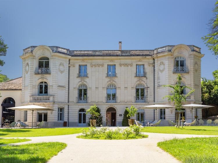 Domain de Biar Hotel charming small best romantic near paris