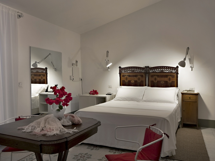 La moresca maison de charme for Charme design boutique hotel favignana