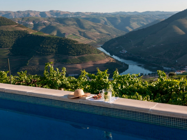 Casa Casal do Loivos b&b Hotel Douro boutique best small river