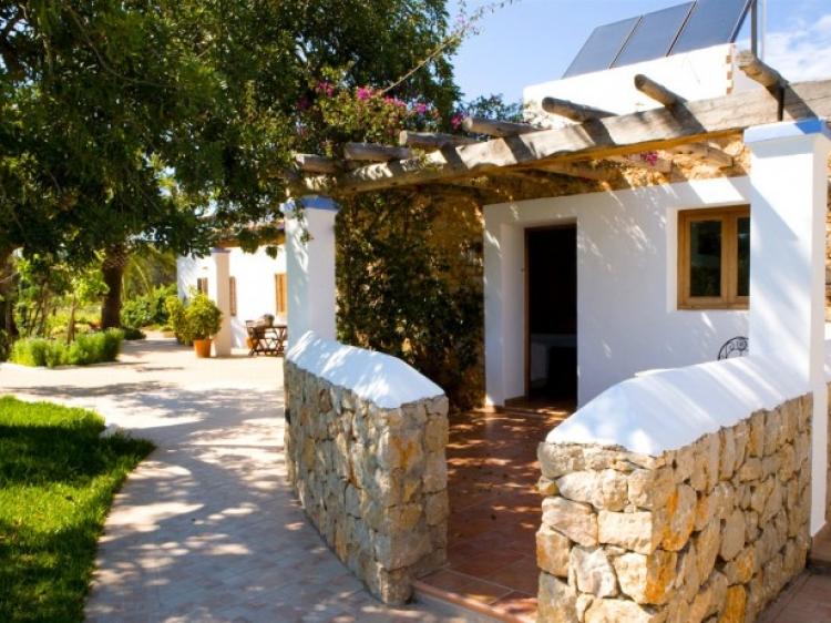 Agroturismo Sa Vinya den Palerm Ibiza best small romantic