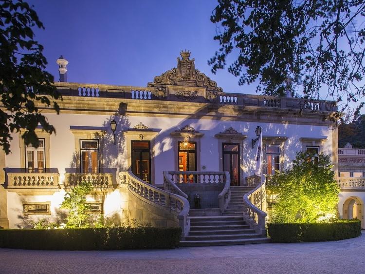 Quinta das Lagrimas Buliding