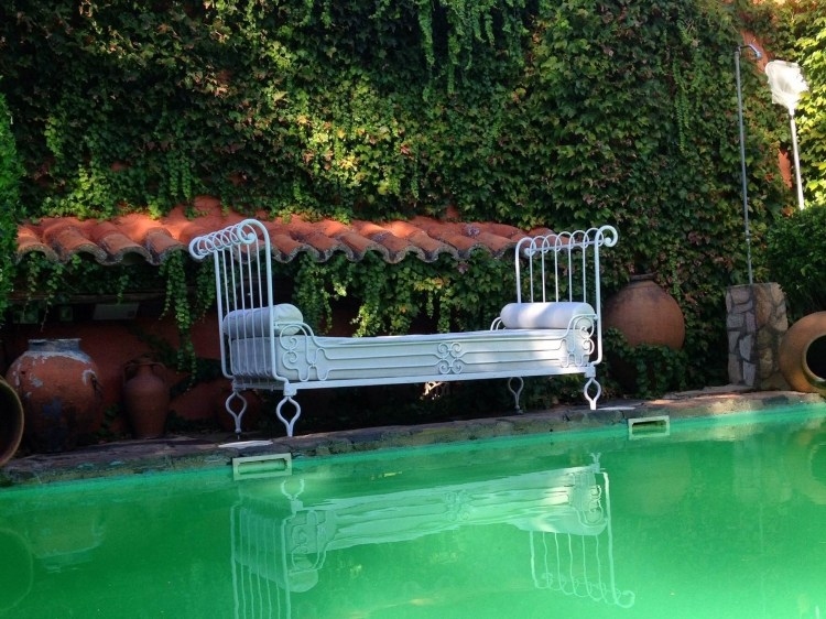 La Tierra Roja Small Charming Hotel in Aliseda Caceres Spain