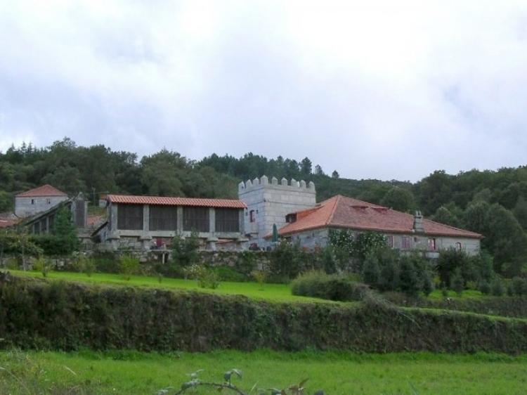 Casa da Levada Traditional Manorhouse Amarante Douro Portugal