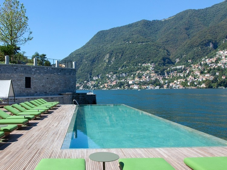 il Sereno Hotel Lake Como best boutique