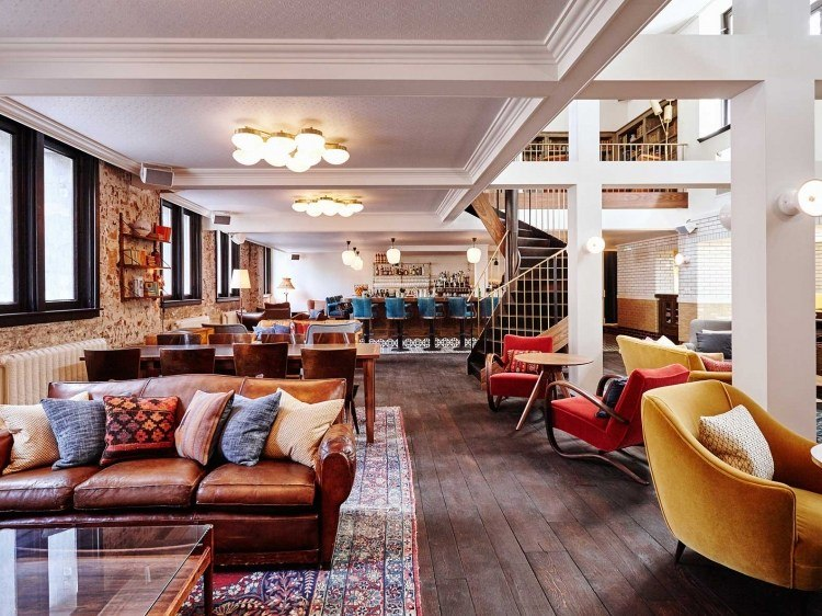 The Hoxton, Amsterdam The Hoxton,Hotel design