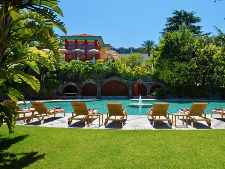 Pestana Palace Hotel & National Monument con encanto
