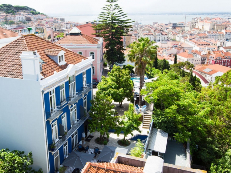Torel Hotel Lisbon luxuary best charming small