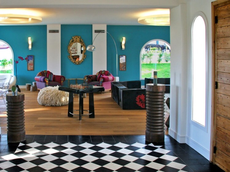 Villa Hotel Arguibel near Biarritz best romantic
