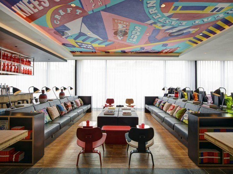 citizenM London Shoreditch hotel  best boutique hipster fun