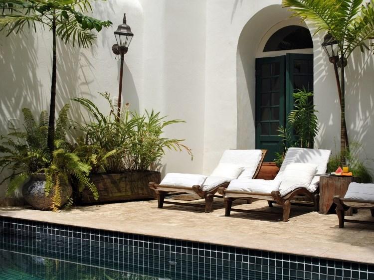 villa bahia design stylish pool relax boutique hotel