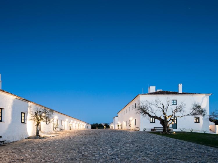 Sao Lourenço do Barrocal Monsaraz rural secluded romantic cottages