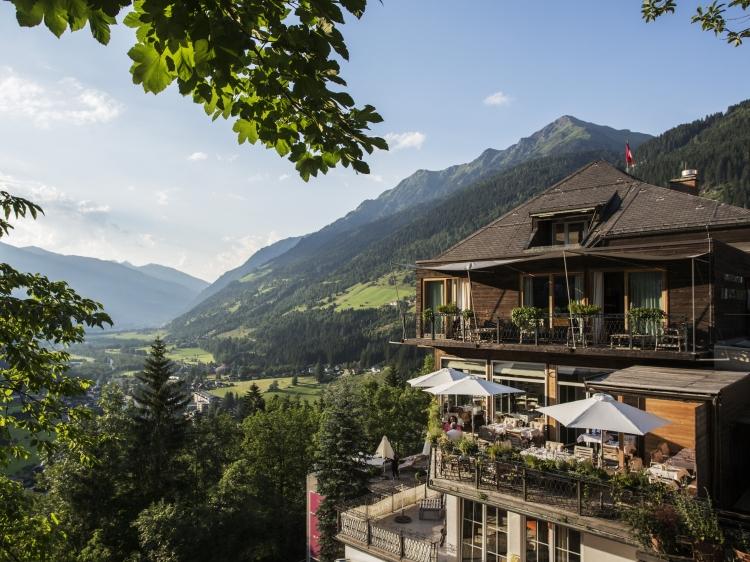 Haus Hirt Alpine Spa Designhotel Bas Gastein Austria  best