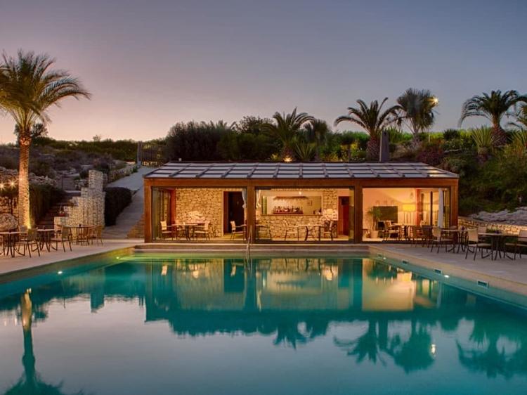 Hotel Real la Joya agua amarga b&b Almeria best small boutique
