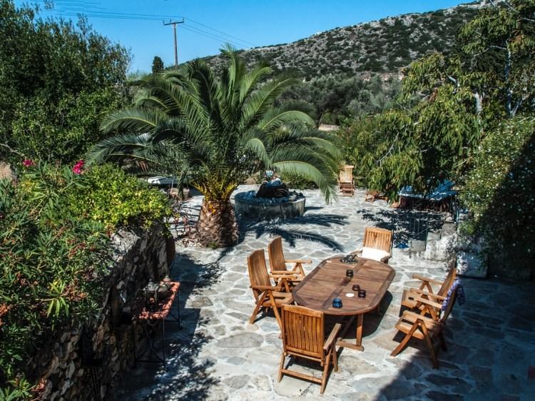 country house kourouni greece island naxos holiday home