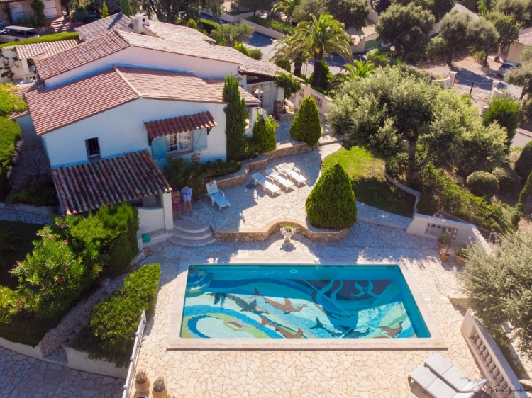 holiday rental in south france