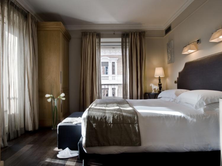 Casa Montani Rome apartament b&b hotel best boutique luxury