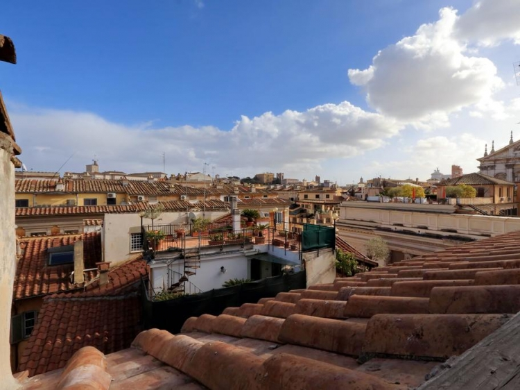 Apartment center of rome low cost terrace best beautifulll to rent
