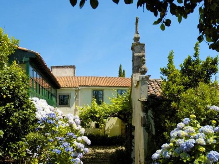 Pazo Cibran Galicia la Coruña hotel Galicia best