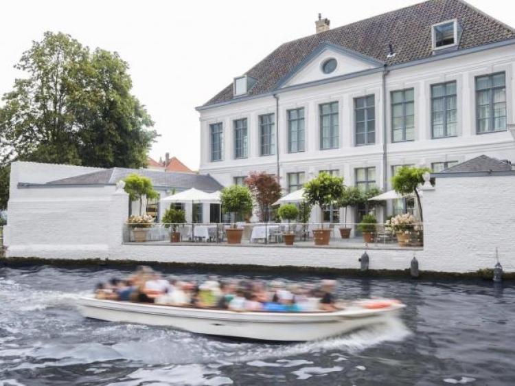 Boutique hotel Van Cleef Brugges luxury best small