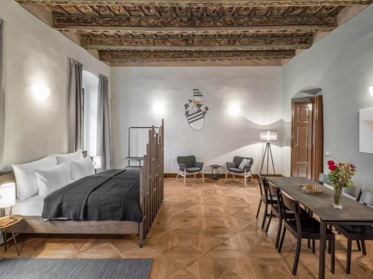 3 Epoques Boutique Apartment Hotel Prague
