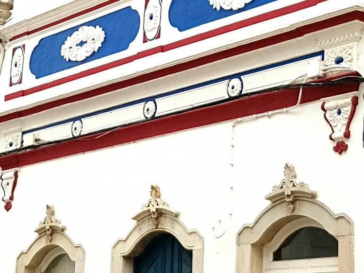 Bedroom Maison Citron Townhouse historical center olhão faro algarve holiday home