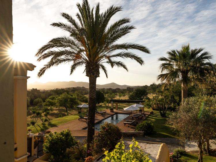 Las Mariposas hotel san rafael ibiza best