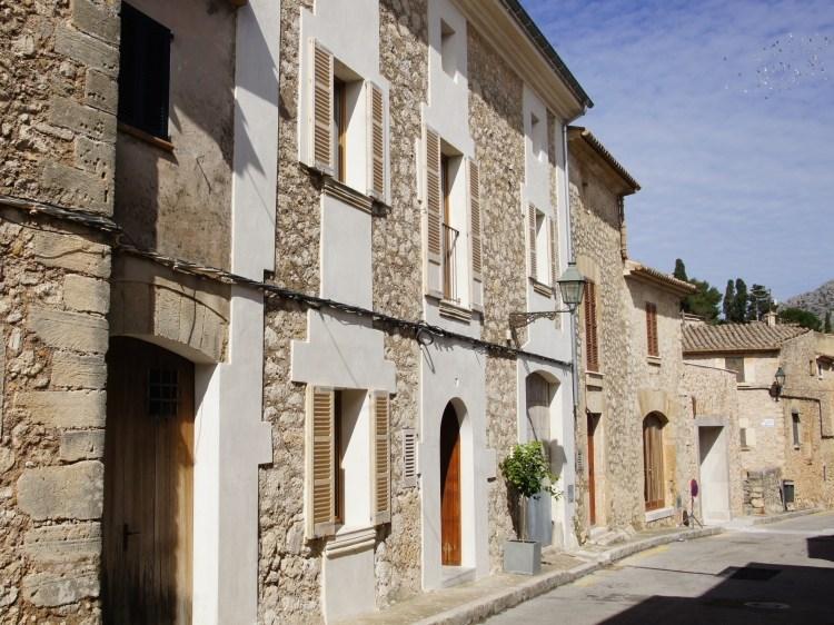 Ferienvilla Pollenca Mallorca Stadthaus LLEO57 villa for rent best