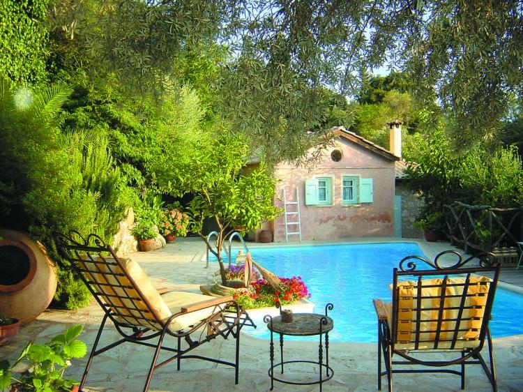 Pavezzo Country retreat  Katouna Lefkada hotel b&b self catering best