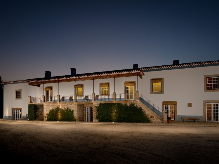 A Marvellous Escape in the Countryside quinta do Carvalho castelo branco boutique hotel
