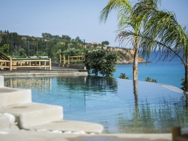 F Zeen Boutique Hotel Greece Lourdata best sea msall  design