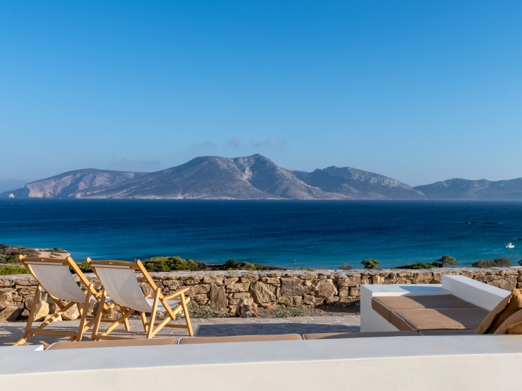 "Stay at ""Eros Keros Koufonisi Cyclades sea mountains view landscape"