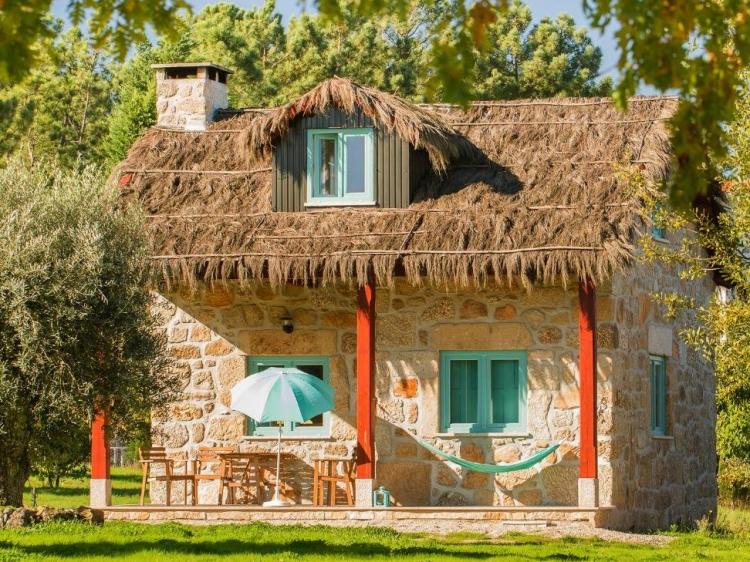 Chão do Rio Holiday Houses Cottages Green Farm Portugal Rural Tourism