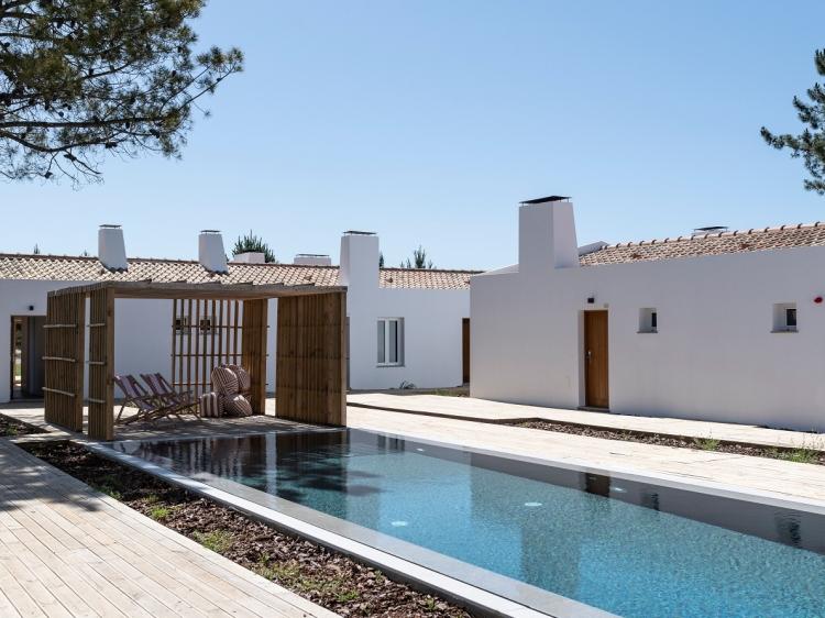Craveiral Farmhouse Villas Portugal Alentejo