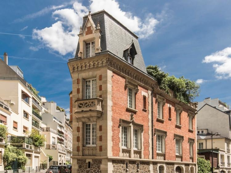 Sourire Boutique Hotel Particulier Paris city of love